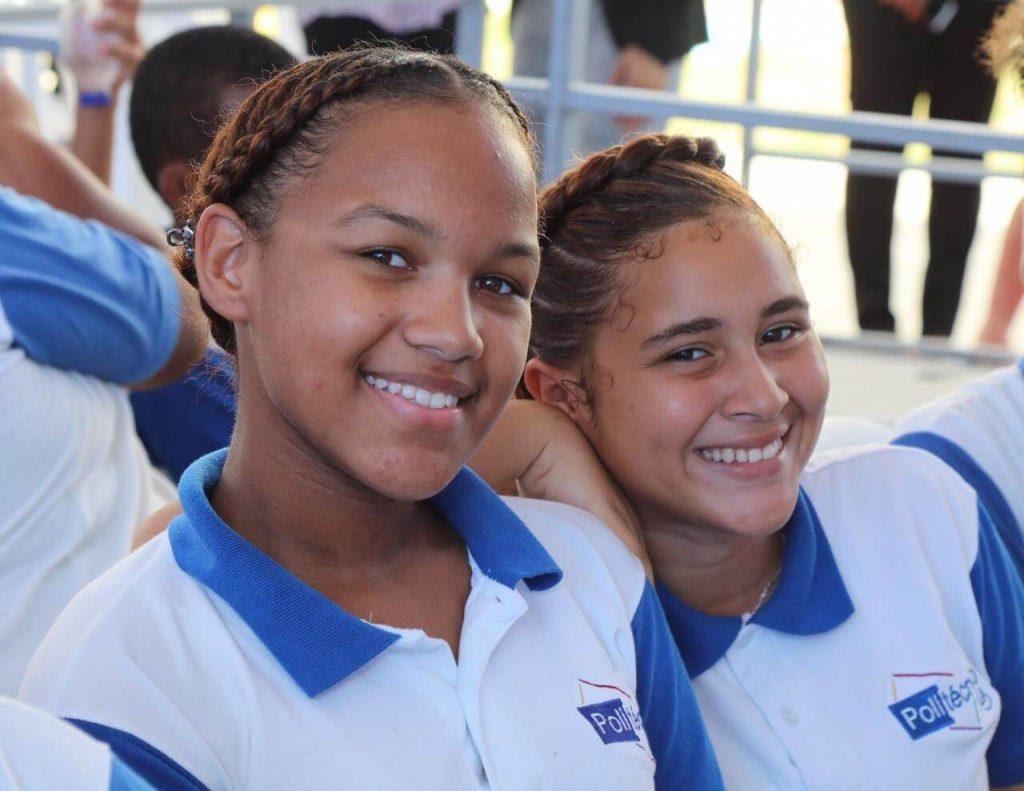 Estudiantes Politécnico ITLA